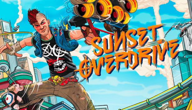 Sunset Overdrive – Argen Game Store